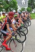 The Race Begins, Menasha, Wisconsin