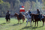 Civil War Re-enactment at Wade House, Greenbush, Wisconsin