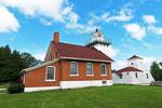 Sherwood Point Lighthouse, Sturgeon Bay, Door County, Wisconsin