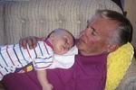 Let's Take A Nap, Austin and Grandpa, Appleton, Wisconsin