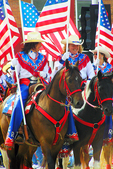 Flag Day Parade Riders, Appleton, Wisconsin