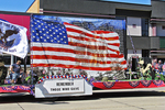 Remembering The Soldiers Float, Flag Day Parade, Appleton, Wisconsin