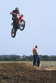Dirt Bike Racing at Gravity Park, Chilton, Wisconsin
