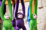 Monkey Dolls, Henry Vilas Zoo, Madison, Wisconsin
