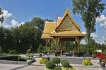 Thai Pavilion at the Gardens, Olbrich Gardens, Madison, Wisconsin