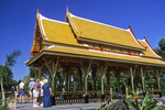 Thai Pavilion at the Gardens, Olbrich Gardens, Madison, Wisconsin