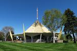 1964 Wisconsin Pavilion at New York World's Fair, Neillsville, Wisconsin