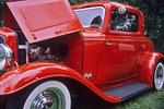 Antique Ford hot Rod 1932 Car, Appleton Auto Show & Swap Meet, Appleton, Wisconsin
