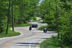 Crooked Road at Gills Rock, Door County, Wisconsin