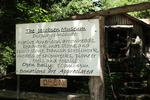 Jens Jacobsen Museum and Sign, Washington Island, Door County, Wisconsin