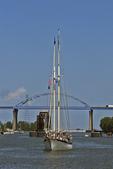 Appledore IV Tall Ship, Tall Ship Festival, Leicht Memorial Park, Green Bay, Wisconsin