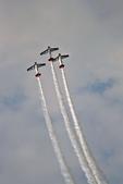 EAA, Air Venture Show, Aeroshell Show Aerobatics, Oshkosh, Wisconsin