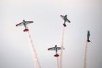EAA, Air Venture Show, Aeroshell Aerobatics Show, Oshkosh, Wisconsin
