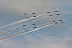 US Navy Warbird Planes, EAA, Air Venture Show, Oshkosh, Wisconsin