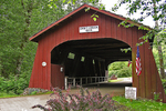 Drift Creek Bridge, Lincoln County, Oregon