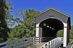 Currin Covered Bridge, Cottage Grove, Oregon