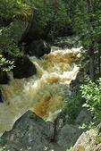 Long Slide Falls, Pembine, Marinette County, Wisconsin