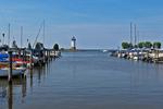 Fond du Lac Lighthouse and Marina, Fond du Lac, Wisconsin