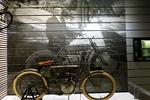 Harley Original Bike, Harley-Davidson Museum, Milwaukee, Wisconsin