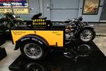Speedy Delivery Harley Bike, Harley-Davidson Museum, Milwaukee, Wisconsin