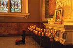 Side Chapel at Basilica of St. Josaphat, Milwaukee, Wisconsin
