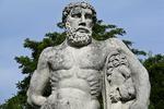 Hercules Statue at Villa Terrace, Milwaukee, Wisconsin