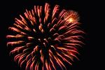 July 4th Fireworks, Appleton, Wisconsin