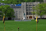 Graduation Parade on The Plain, West Point Military Academy, West Point, New York