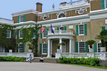 Springwood Estates, Home of President Franklin D. Roosevelt, Hudson River, Hyde Park, New York