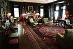 Living Room, Springwood Estates, Home of President Franklin D. Roosevelt, Hyde Park, New York