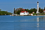 Sturgeon Bay Ship Canal Lighthouse, Sturgeon Bay, Wisconsin