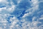 Clouds in Sky, Missoula, Montana