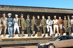 Veterans Mural, Downtown Ashland, Ashland, Wisconsin