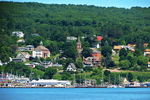 Bayfield and Marina, Lake Superior Scenic Byway, Wisconsin