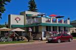 Grandpa Tony's Restaurant, La Pointe, Madeline Island, Lake Superior, Wisconsin