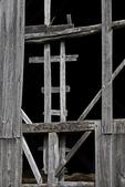 Old Barn in Door County, Wisconsin