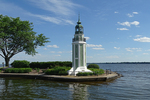 Bray Lighthouse, Lake Winnebago, Oshkosh, Wisconsin