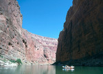 Canyon Explorations raft trip, day 3, Marble Canyon, Arizona