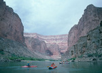 Canyon Explorations raft trip, day 4, Marble Canyon, Arizona