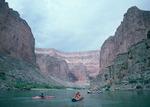 Canyon Explorations raft trip, day 4, Marble Canyon, Arizona