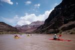 Canyon Explorations raft trip, day 5, Grand Canyon National Park, Arizona