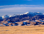 Sangre de Cristo Mtns. & Great Sand Dunes Natl. Park, CO