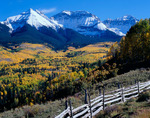 Whitehouse Mountain, Uncompahgre National Forest, CO.