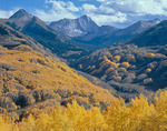 Capitol Peak, Maroon Bells-Snowmass Wilderness, White River National Forest, Colorado