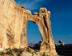 Angel Arch, Salt Creek, Needles District, Canyonlands National Park, Utah