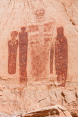 The Great Panel, Horseshoe Canyon unit, Canyonlands National Park, Utah
