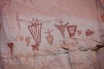 The Great Panel, Horseshoe Canyon unit, Canyonlands National Park, Utah