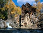 Crystal Mill, near Marble, Colorado