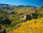 The valley of Lost Creek, Lost Creek Wilderness, Colorado