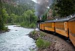 Durango & Silverton Narrow-Guage Railroad, Colorado
